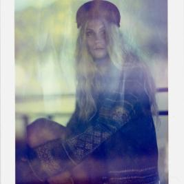polaroid 59 4x5 copyright Arno Lafontaine.